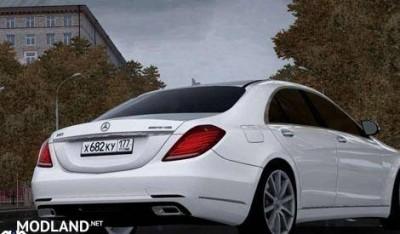 Mercedes-Benz S63 (W222) [1.5.1], 2 photo